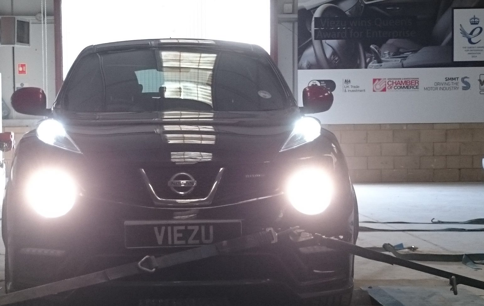 Nissan Juke Tuning and remap