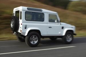 Land rover defender tuning Viezu
