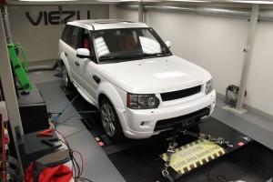 Range Rover Sport tuning Remap Viezu