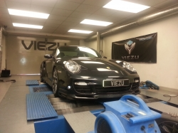 Porsche 911 997 3.6 TURBO Remapping