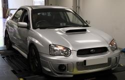 Subaru Impreza IMPREZA STI 08-09 (TURBO) Remap