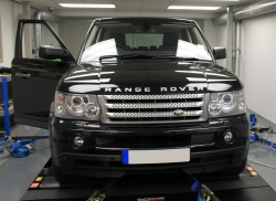 Land Rover Range Rover Sport RANGE ROVER SPORT 3.0 SDV6 Engine Remapping