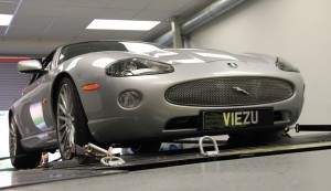 Tuning Jaguar XKR - Viezu car tuning