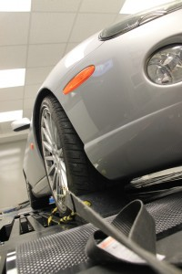 Tuning Jaguar XKR Performance- Viezu car tuning