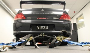 Mitsubishi Evolution Tuning - Viezu Car Tuning
