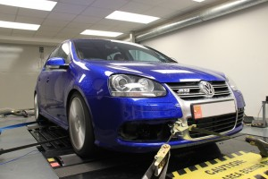 VW Golf R32 tuning viezu
