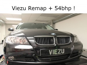 BMW 320d ECU remapping - Viezu