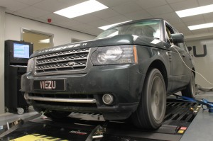 Range Rover 5.0 Supercharged Tuning and ECU Remapping