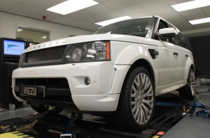 Range Rover performance tuning  and ECU remapping from Viezu