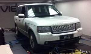 Range Rover ECU remapping, tuning with Viezu, www.viezu.com