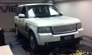 Range Rover ECU remapping, tuning with Viezu, www.viezu.com
