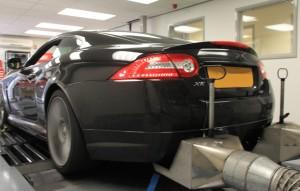Jaguar tuning and ecu remapping Viezu