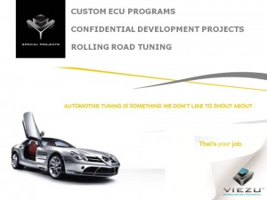 Special Projects : ECU remapping and car tuning services