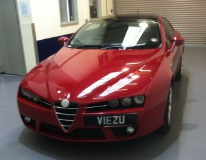 Alfa Romeo ECU remapping and performance Tuning