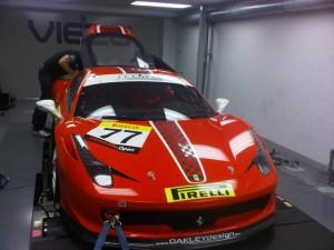 Viezu Ferrari tuning