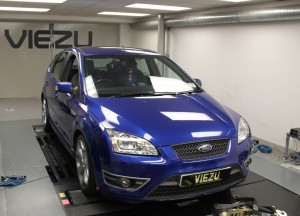 Ford Focus ST tunign at viezu