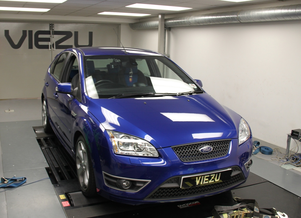 Ford Focus ST Tuning and ECU Remapping