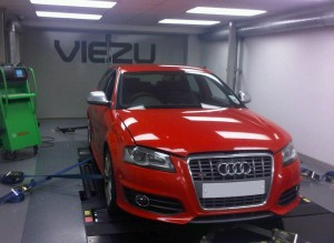 Audi S3 Tuning and ECU remapping at Viezu 310bhp!