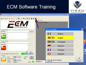 car tuning training and software
