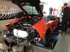 Lamborghini Aventador LP 700 tuning