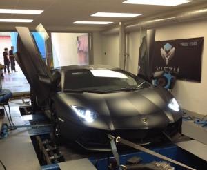 Lamborghini Aventador tuning uk