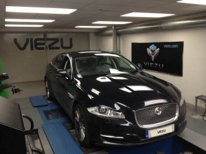 Jaguar XJ 3.0 D Tuning performance upgrades Viezu