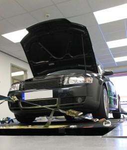 Audi 2.0 tfsi tuning