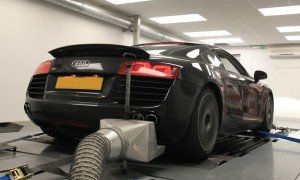 Audi R8 tuning and Audi R8 ECU remapping at Viezu