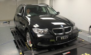 BMW 320d performance tuning remapping at Viezu