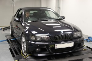 BMW 335i tuning and BMW 335i ECU remapping at Viezu