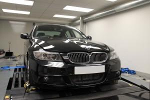BMW M3 tuning and BMW M3 ECU remapping at Viezu