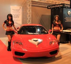 Ferrari 360 tuning and Ferrari 360 ECU remapping at Viezu, 360 Upgrades