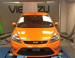 Ford Focus ST tuning and Ford Focus ST ECU remapping at Viezu