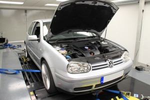 VW Golf remap and tuning at Viezu