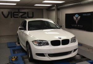 BMW 120d tuning and BMW 120d ECU remapping at Viezu, Custom BMW Tuning