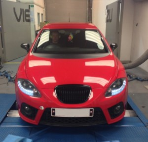Seat Leon Tuning and Remapping viezu