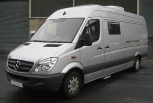 mercedes sprinter van tuning