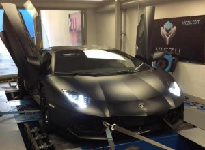 Lamborghini tuning and performance upgrades Viezu