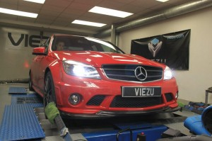 Mercedes C63 Tuning upgrades