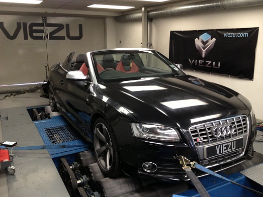 Audi S5 model tuning and Audi S5 ECU remapping