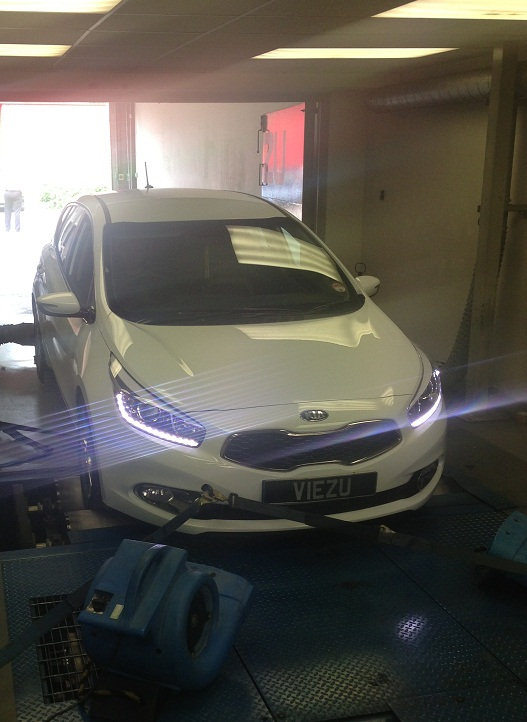 KIA Ceed tuning ECU remapping