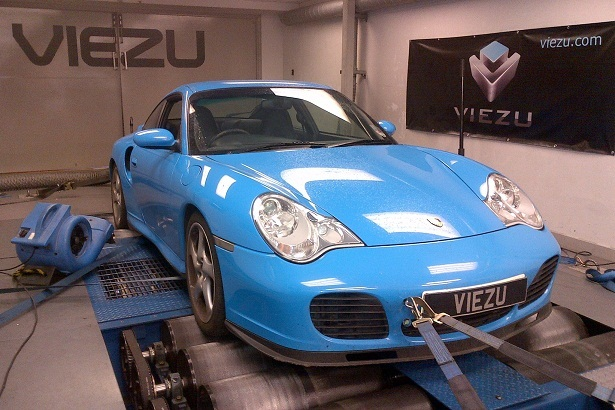 Porsche 996 Turbo tuning & Porsche 996 Turbo remapping