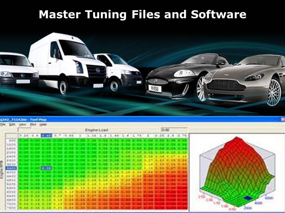 car tuning files software