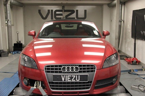 Audi TT tuning and remapping
