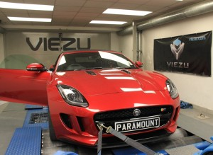 jaguar F-Type tuning and remapping