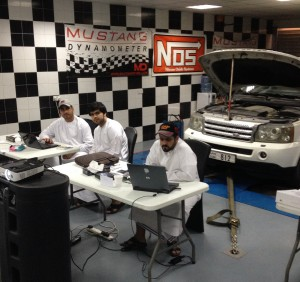 Dubai Master Tuning File Writers Course