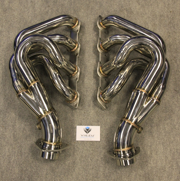 Ferrari F430 Cracked Ferrari Manifolds and headers